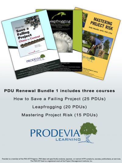 60 PDU Renewal Bundle 1