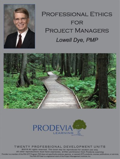 Professional Ethics for Project Managers