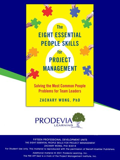 Eight Essential People Skills for Project Management
